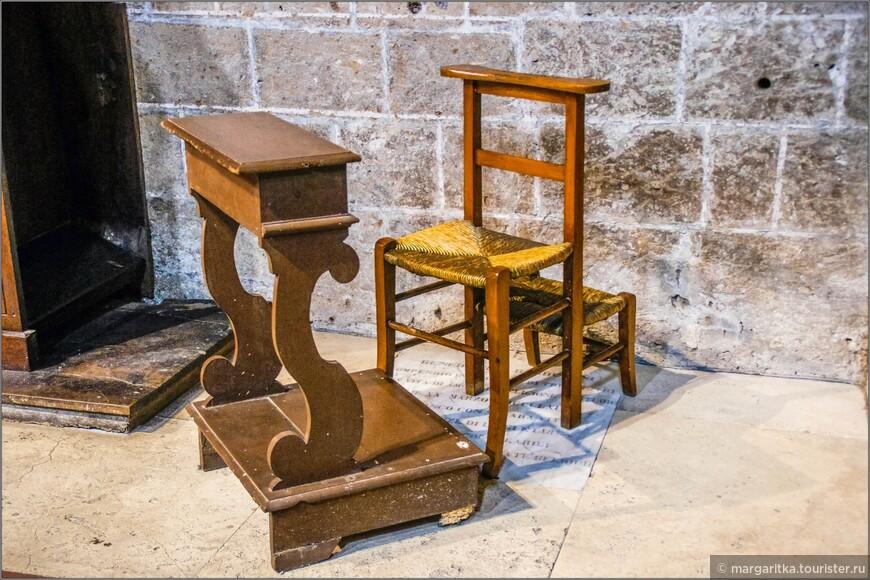 меня умиляют эти двухсторонние молитвенные стульчики