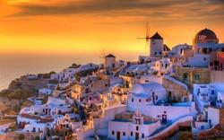 Санторини будет круглогодичным курортом