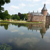 Водный замки Вестфалии