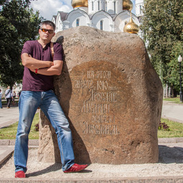 Турист Виталий Ахмедьянов (Vitalijj_Akhmed_janov)