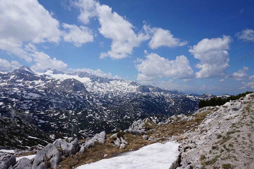 Лучше гор могут быть только Альпы!