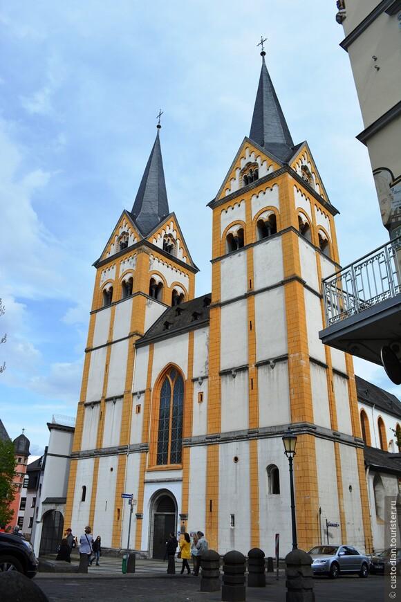 Церковь святого Флорина