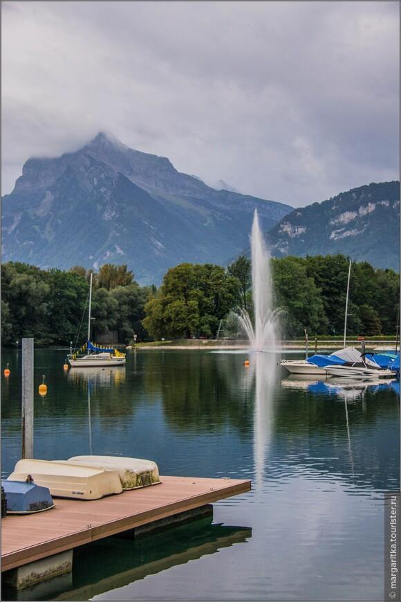 фонтан Везена