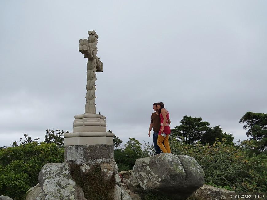 Сэлфи от Старого Креста
