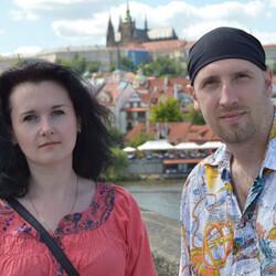Владислав и Ольга Волковы