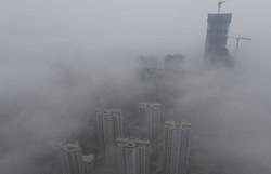Пекин: уровень загрязнения воздуха — «красный»