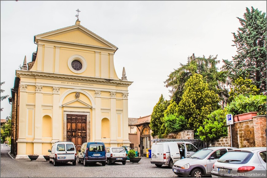 Церковь Св. Марии / Chiesa di Santa Maria dei Servi