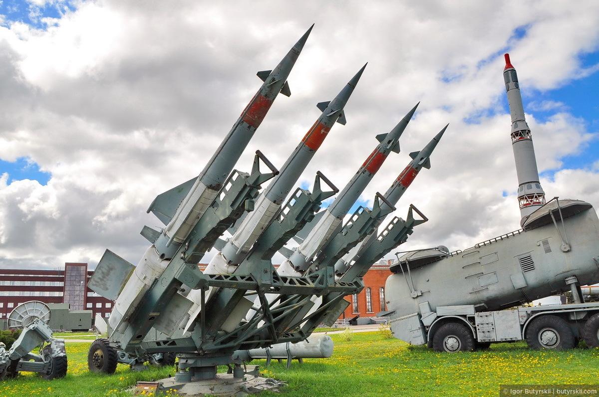 зенитные ракеты ссср фото какой них