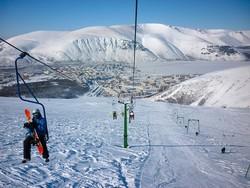 Турист погиб в Хибинах под снежной лавиной
