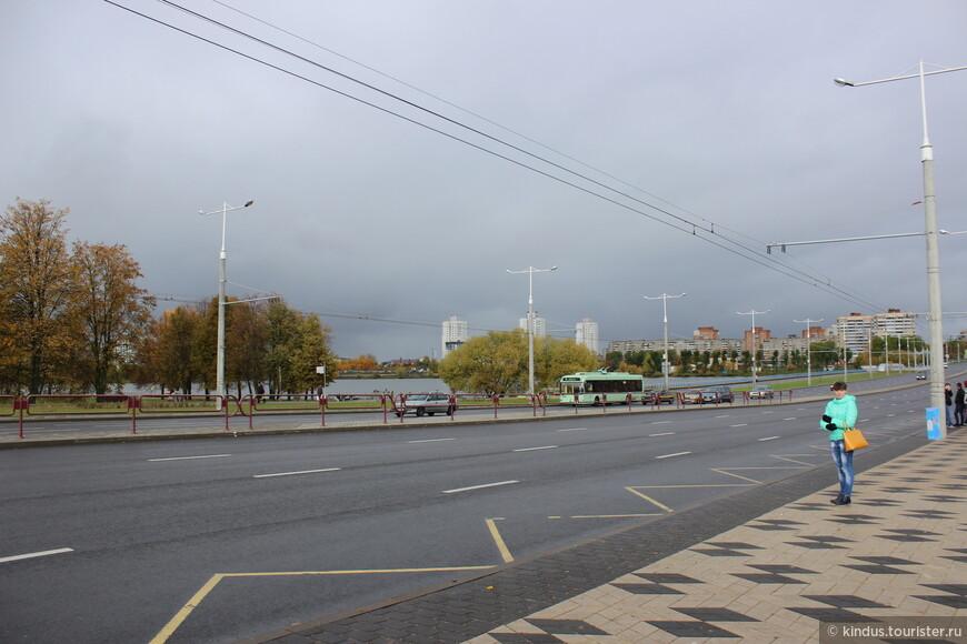 """Улица Ташкентская, благодаря строительству ледовой """"Чижовка-арена"""" на которой проходили матчи чемпионата Мира по хоккею 2014 года, стала проспектом."""