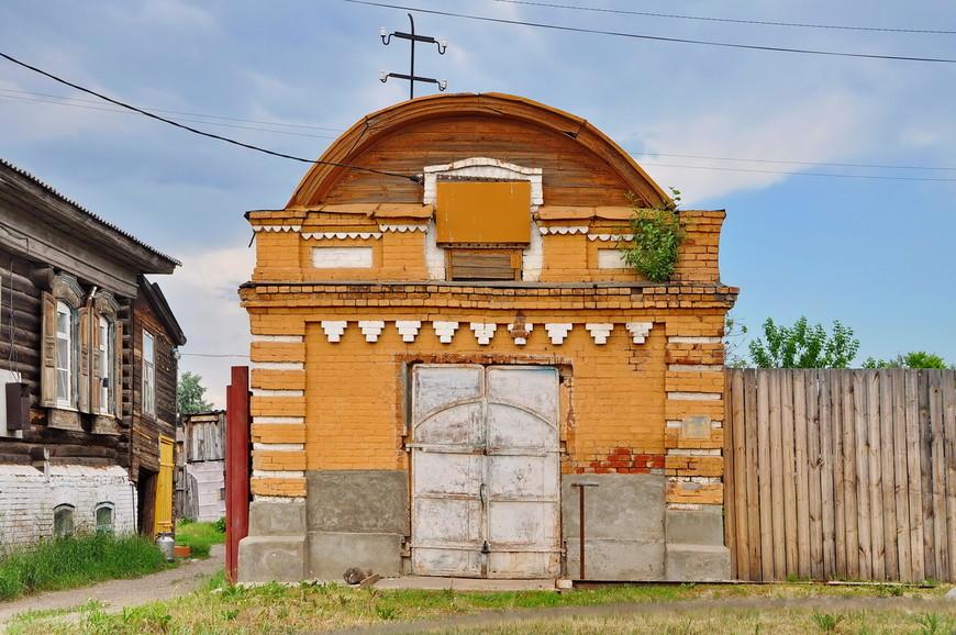 37. Очень интересное здание склада/амбара. Редко встречаются такие экспонаты.