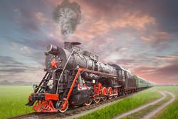 Туристический ретропоезд связал Владимир и Москву