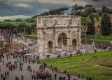 Рим моими глазами. Дожди, зелень и чайки