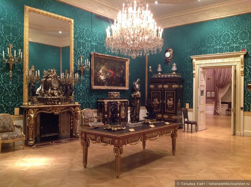 Роскошная мебель из коллекции Уоллеса