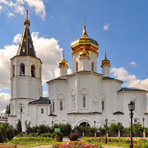Тюмень — Свято-Троицкий монастырь