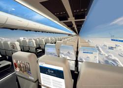 Французы создали проект самолёта, в котором пассажиров разместят в багажном отсеке