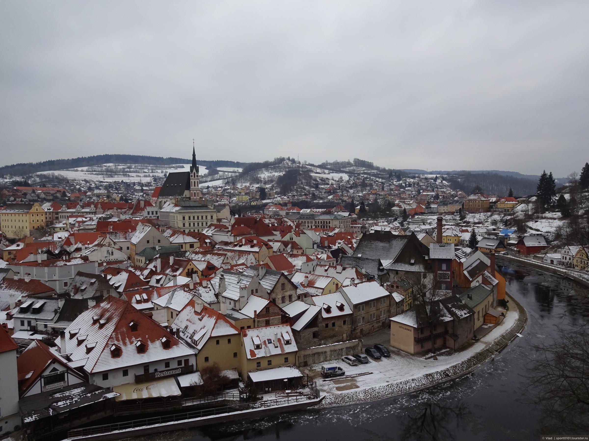 Прага на каникулы