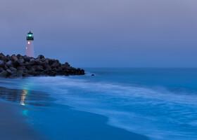 Восхитительное побережье Калифорнии