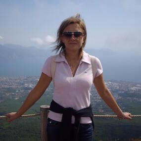 Марина Благинина