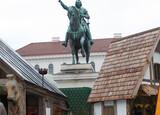 Средневековый рынок в Мюнхене.