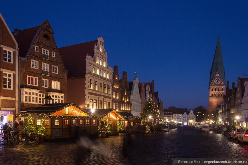 Исторический рождественский рынок