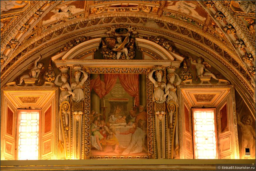 В Базилике похоронен Доницетти.