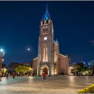 Мендон - под знаком католицизма (Южная Корея)