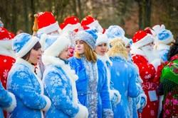 В Москве пройдет парад Снегурочек
