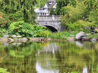 Ванкувер. Стэнли парк.