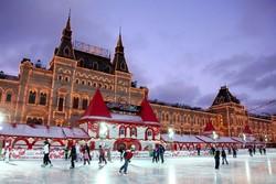 Ледовые катки в Москве закрыты из-за оттепели