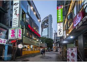 СЕУЛЬСКИЕ ЗАРИСОВКИ (Южная Корея-2014)