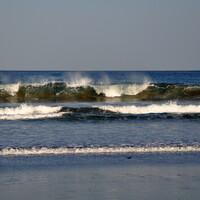 И снова океан. Уже сейчас, дома, очень скучаю