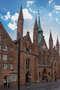 о Госпитальерах и Госпитале святого Духа, Любек, Германия