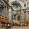 Флоренция, Усыпальницы Медичи, кенотафы по восьмигранному периметру, экскурсии по Флоренции с частным индивидуальным гидом на русском языке