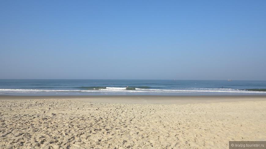 Пляж Фатрад, рядом с Варкой. Тишина красота и максимум 10 человек - туристов, релакс