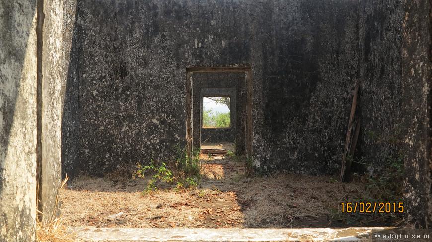 Старый форт.