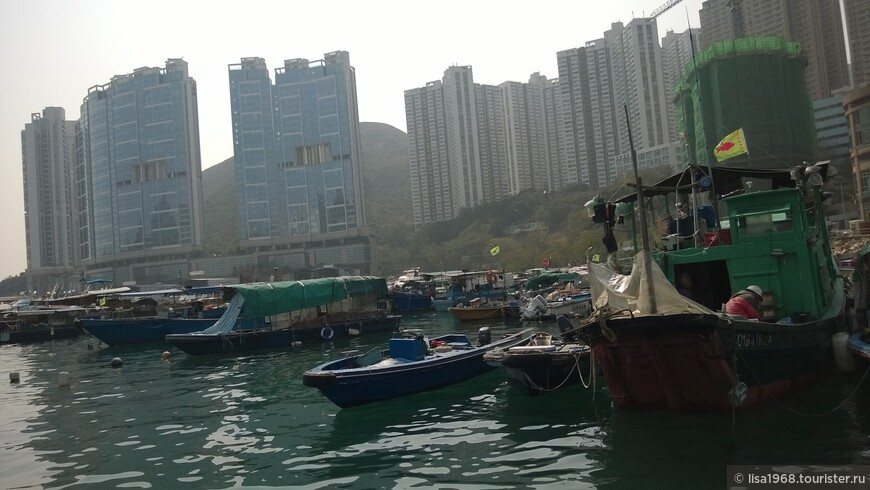 Город на воде.