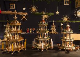Особая Рождественская ярмарка Любека