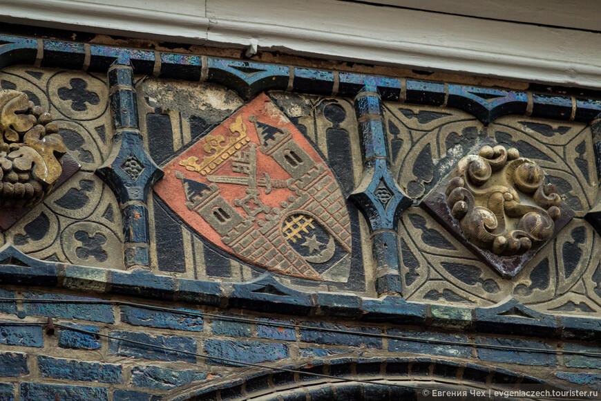 Гербы городов - участников Ганзейского союза