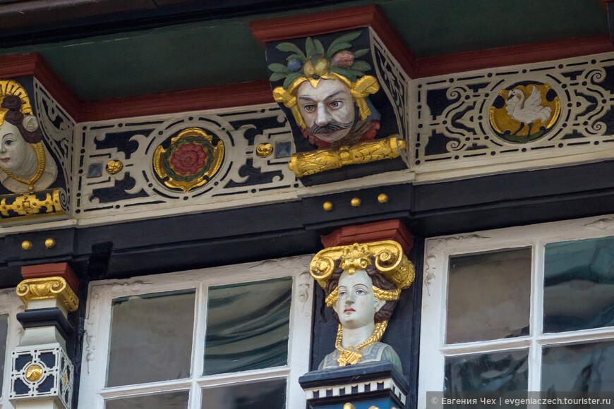 Детали отделки балкончика