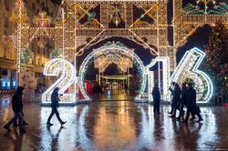 Световые декорации Москвы названы одними из лучших в мире