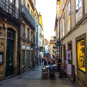 Сантьяго-де-Компостела - город одной легенды