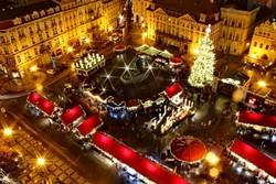 Прага — лучшее место для новогодних праздников