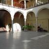 Университет Толедо. Один из 700 внутренних двров Толедо.