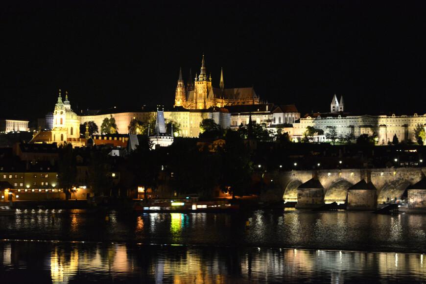 Удивительно - но Прага нравится всем. Магия?