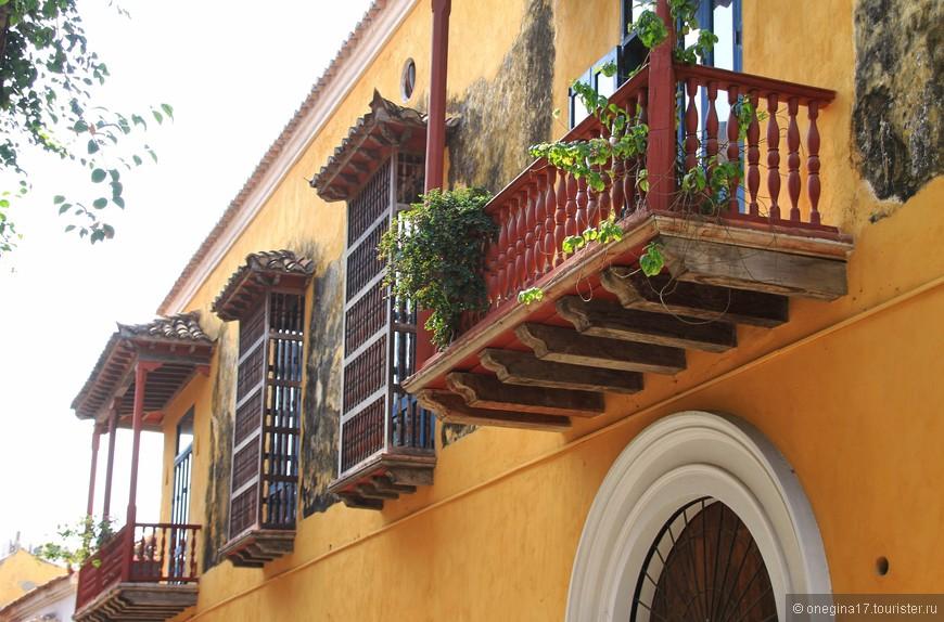 Балконы, балконы, балконы...