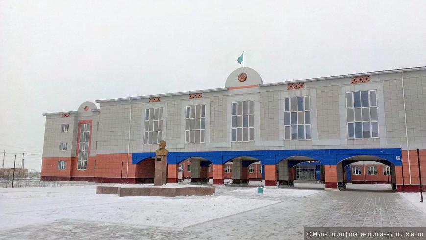 Новая школа на Байконуре