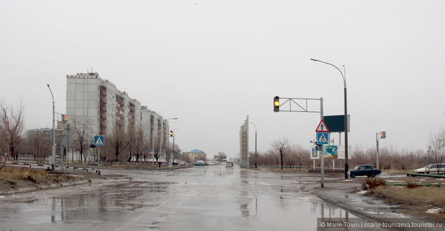 Улицы Байконура