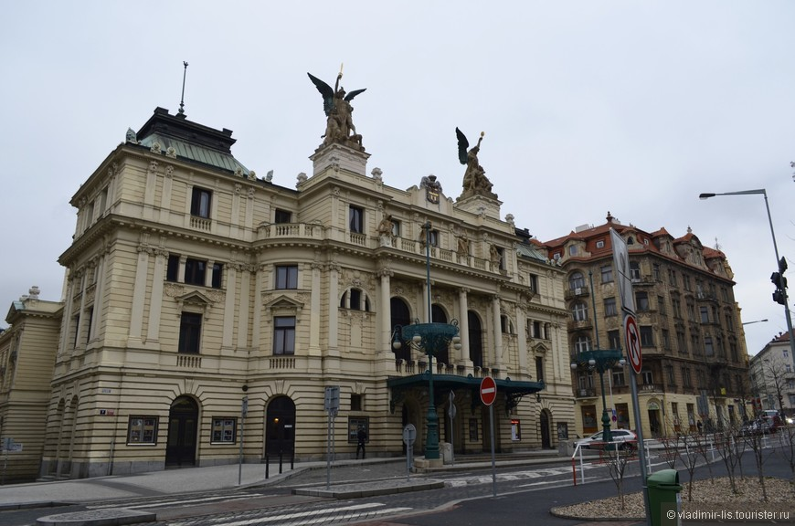 Виноградский театр