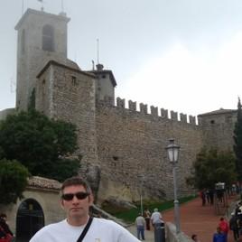 Турист Артур Бабурин (vyborg90)